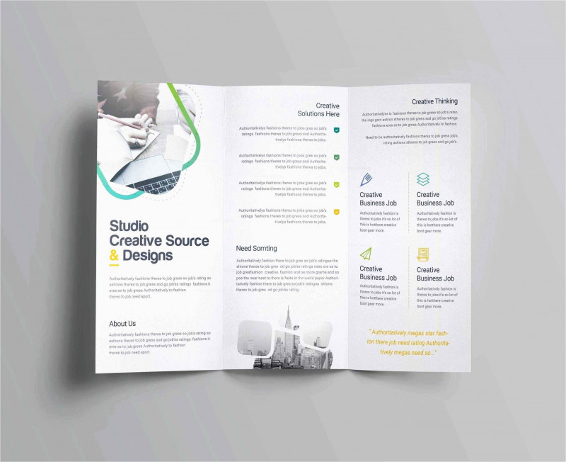 Real Estate Brochure Templates Psd Free Download Unique Beautiful Flyer Vo In 2020 Free Business Card Templates Business Card Template Photoshop Free Brochure Template