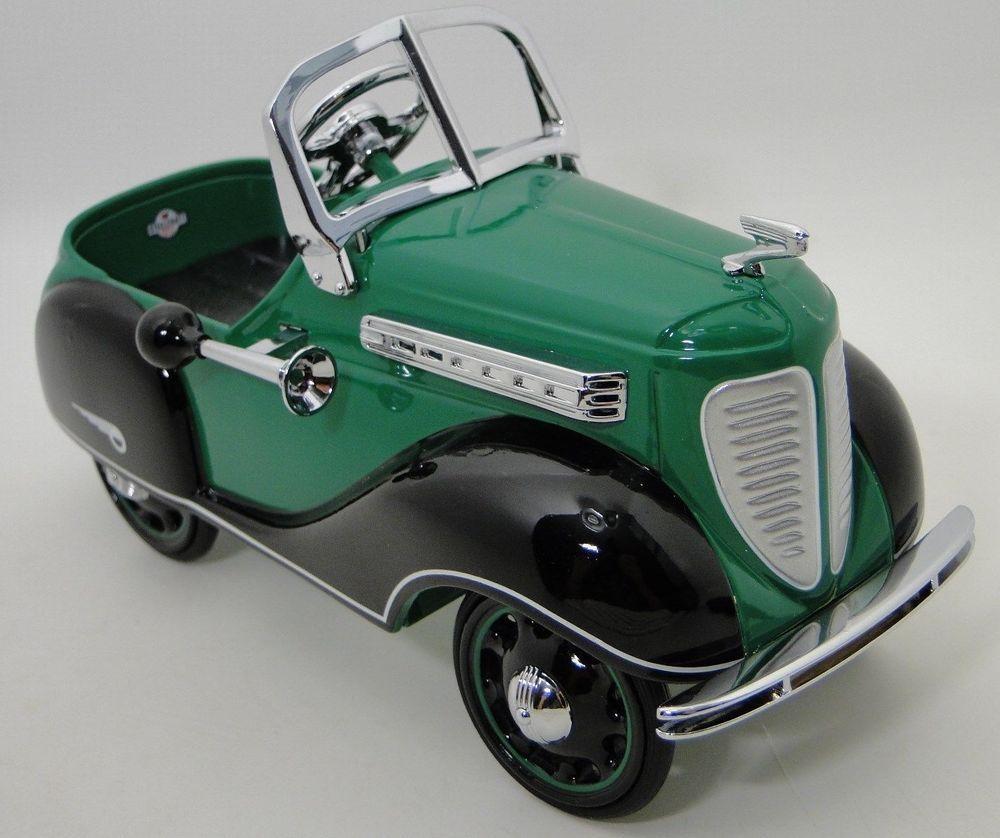 Details About Pedal Car 1930S Duesenberg Hot Rod Rare -3185
