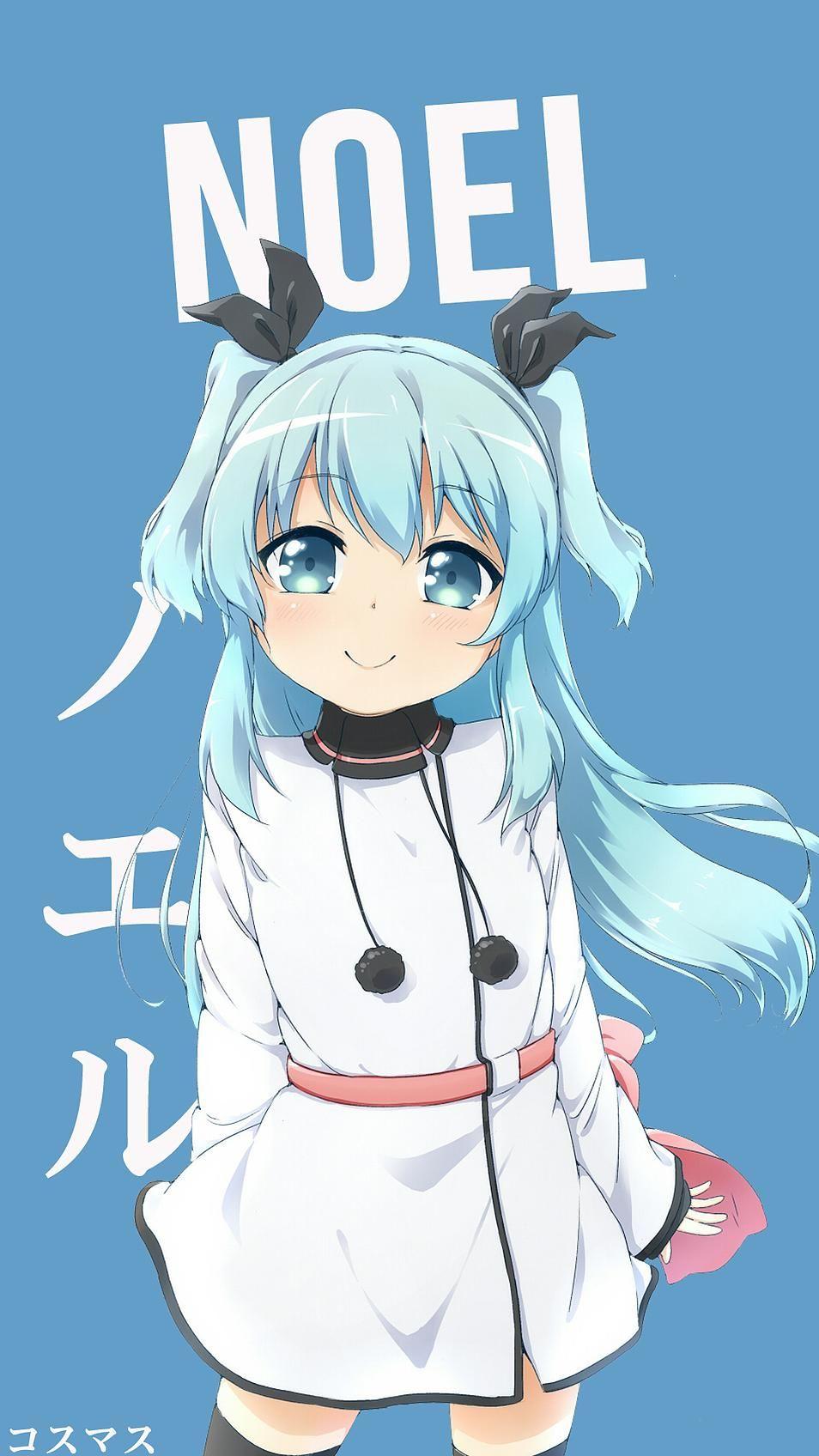 Pin de Silver Snowy en Anime Wallpapers   Chica anime ...