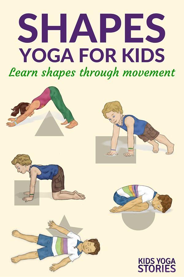 35+ Yoga activities for preschoolers ideas in 2021