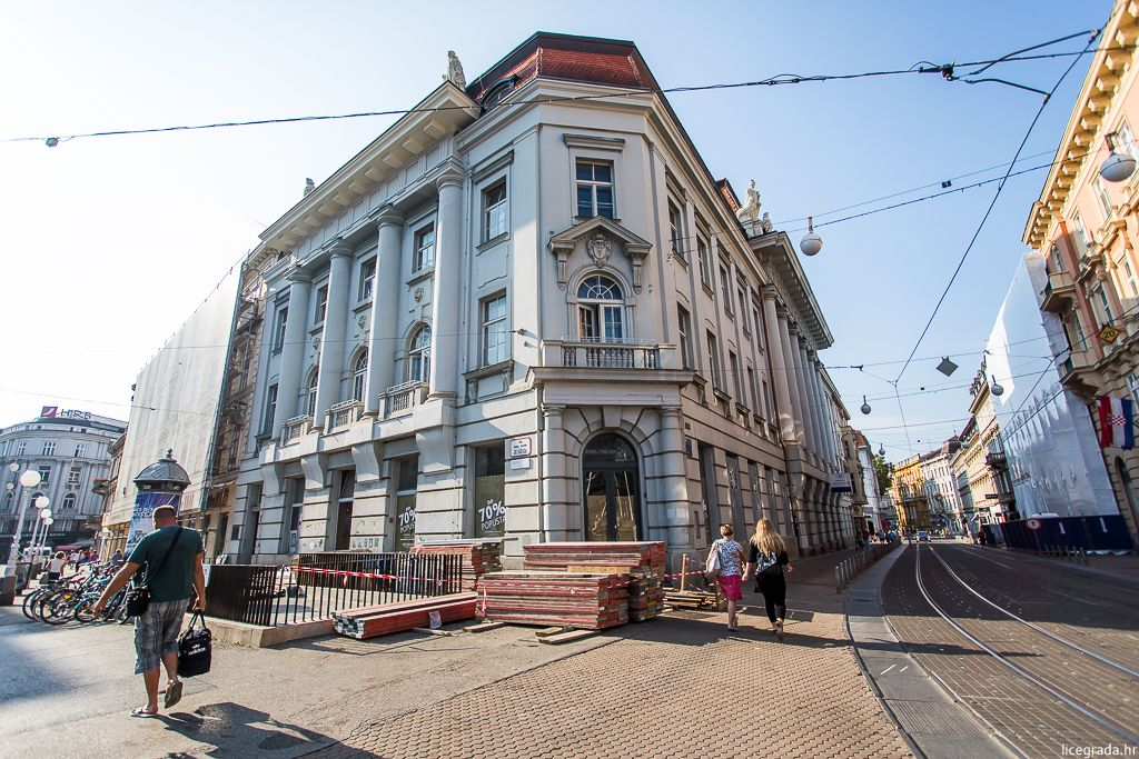 Pin On Story From Zagreb Lice Grada
