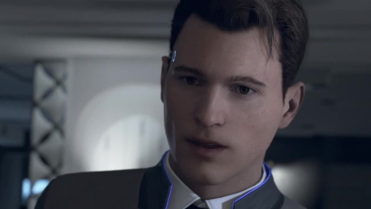 Detroit Become Human Walkthrough Chapter 1 The Hostage This Is Ign S Video Walkthrough For De Detroit Become Human Connor Detroit Become Human Becoming Human