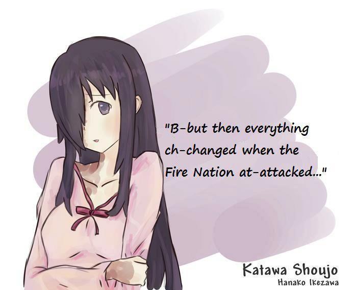 [Image 585726] Shoujo, Deviantart, Hanako