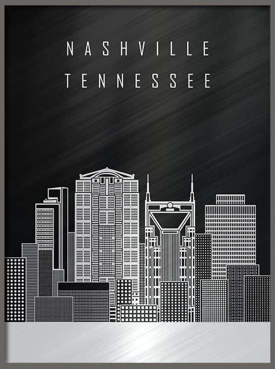 Nashville, Tennessee - Vereinigte Staaten von Amerika / United States of America / USA