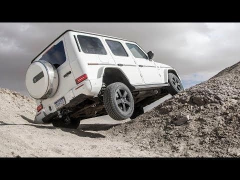 2019 Mercedes G-Class - Off-Road Test (Best Ever) | OFF ROAD