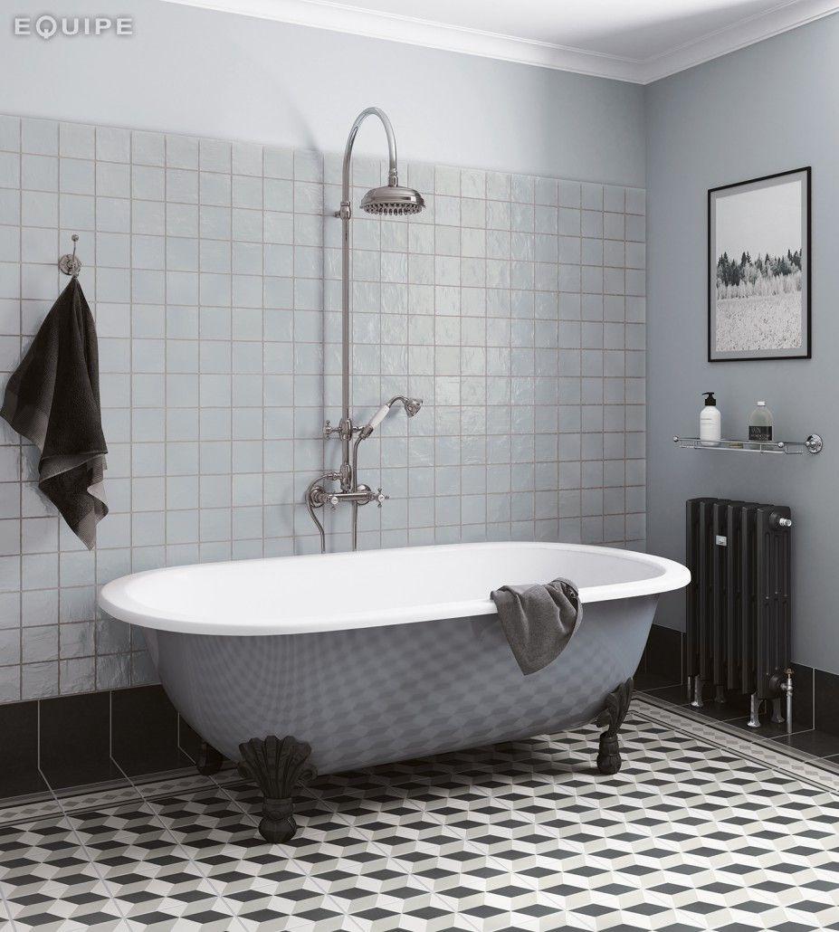mallorca-100x100-blue-bathroom   Tiles   Pinterest