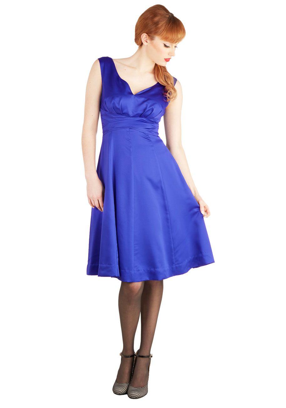 Ladylike Luster Dress