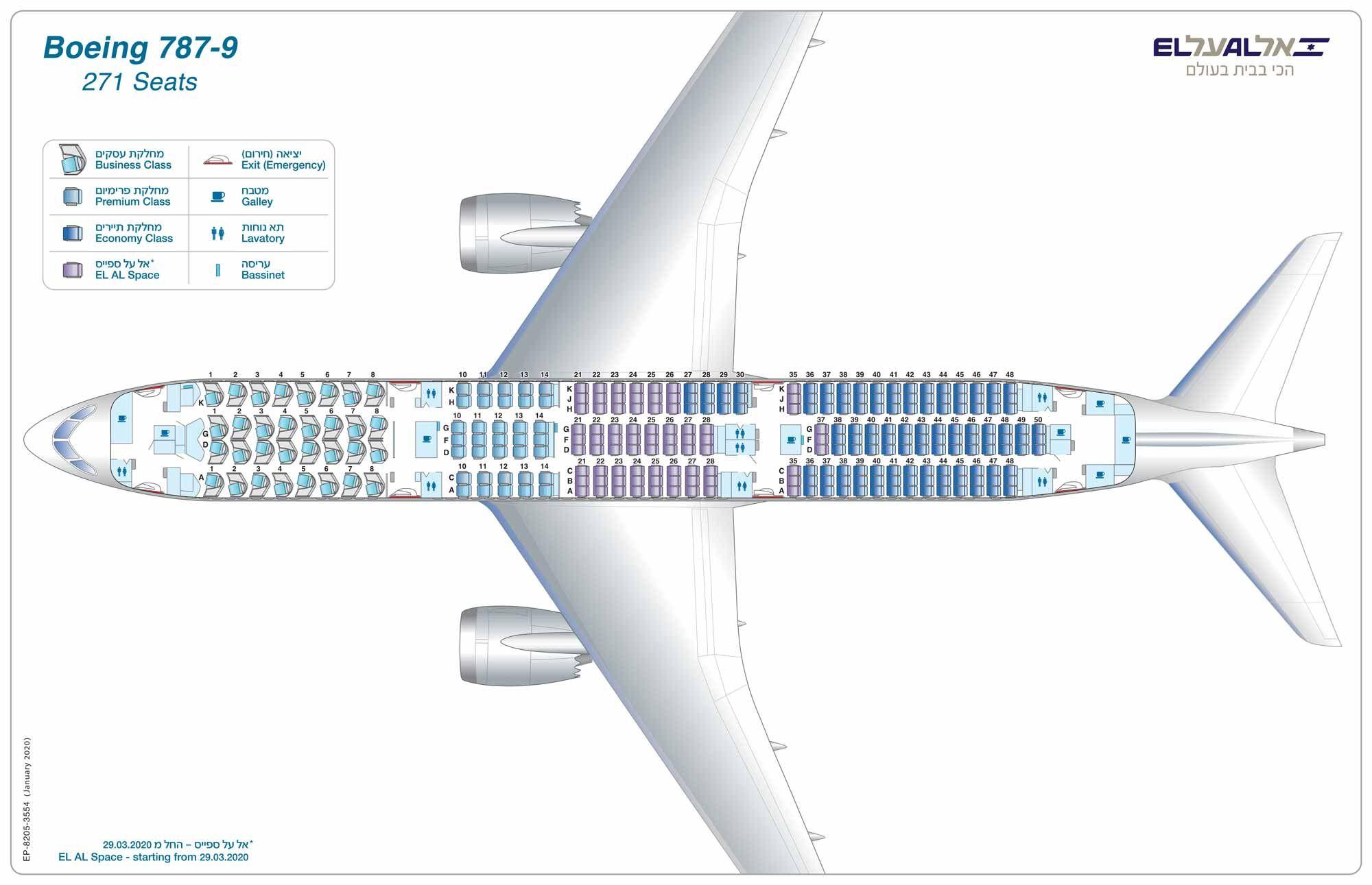 El Al Aircraft 789 Aircraft Aircraft Modeling Boeing 787 9 Dreamliner