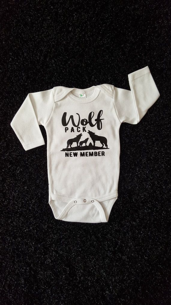 Art Roaring Wolf Boys /& Girls Black Short Sleeve Romper Bodysuit Outfits for 0-24 Months