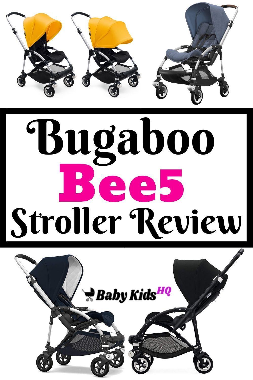 Bugaboo Bee5 Review Bugaboo bee, Bugaboo bee stroller