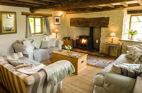 Beamed Cottage Interiors English Interior Ideas Cottage Living
