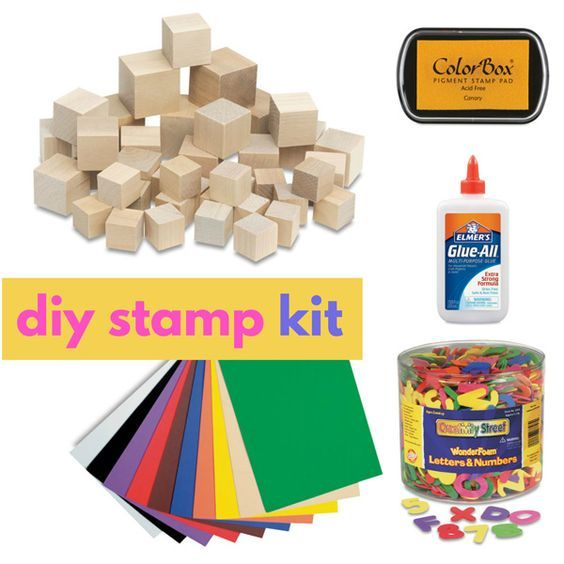 How to Make Stamps