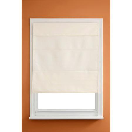 Kenney Fabric Roman Shade Linen Walmart Com Fabric Roman