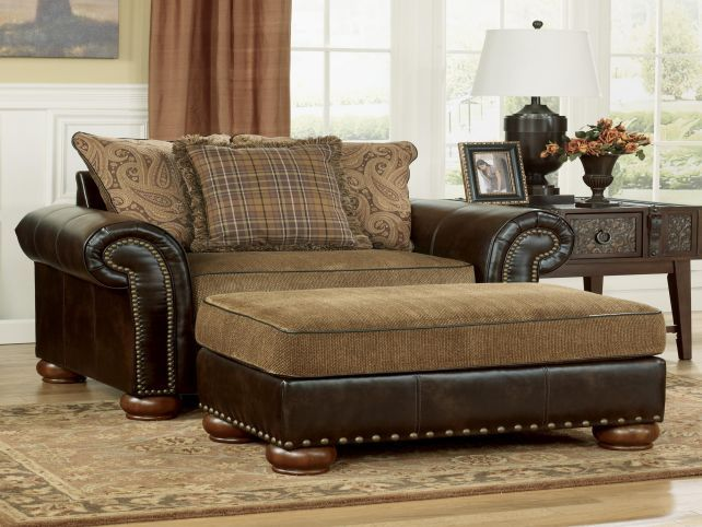 Lazy Boy Chair And A Half With Ottoman Furniture Chair And A