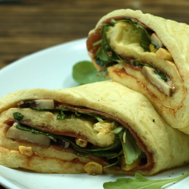 Photo of Low carb pizza roll recipes