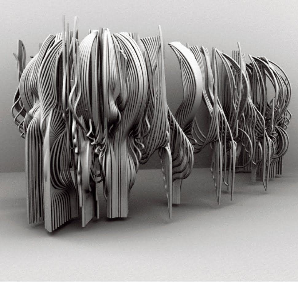 Design Studio   Elena Manferdini Nice Look