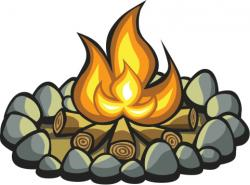 45+ Free Animated Campfire Clipart