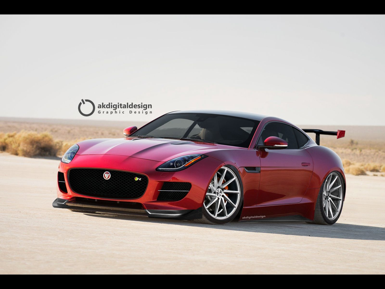 2015 Jaguar F Type R Modified by akdigitaldesigns on DeviantArt