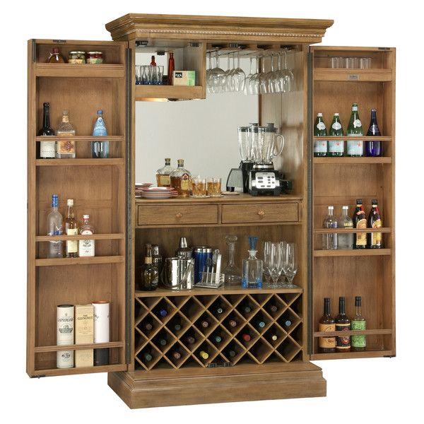 Howard Miller Clare Valley Wine U0026 Bar Cabinet 695 152   Home Bars USA   1