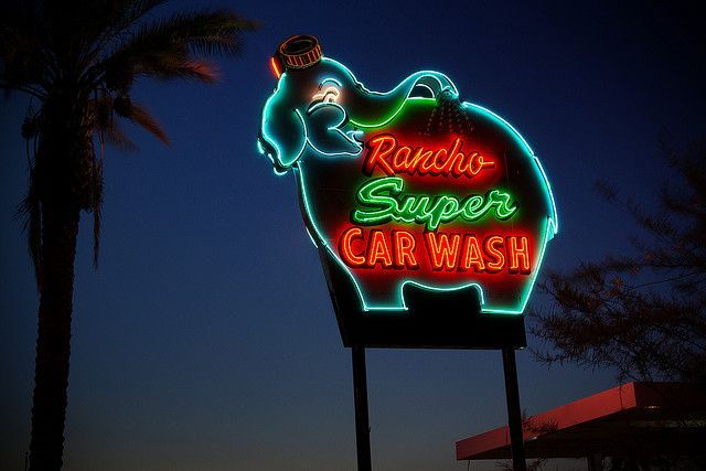 Rancho Mirage Car Wash  I had my car washed many times here.