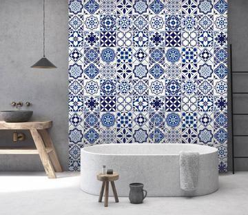 customize ceiling mural | bathroom design trends, tiles