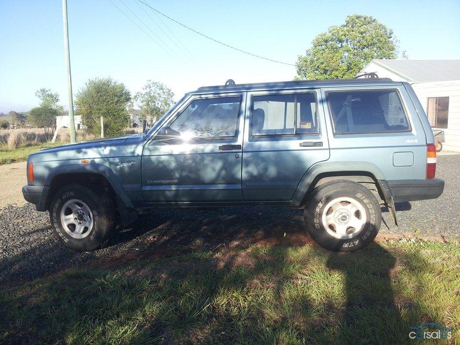 1998 Jeep Cherokee XJ Sport Used jeep, Jeep, Jeep cars