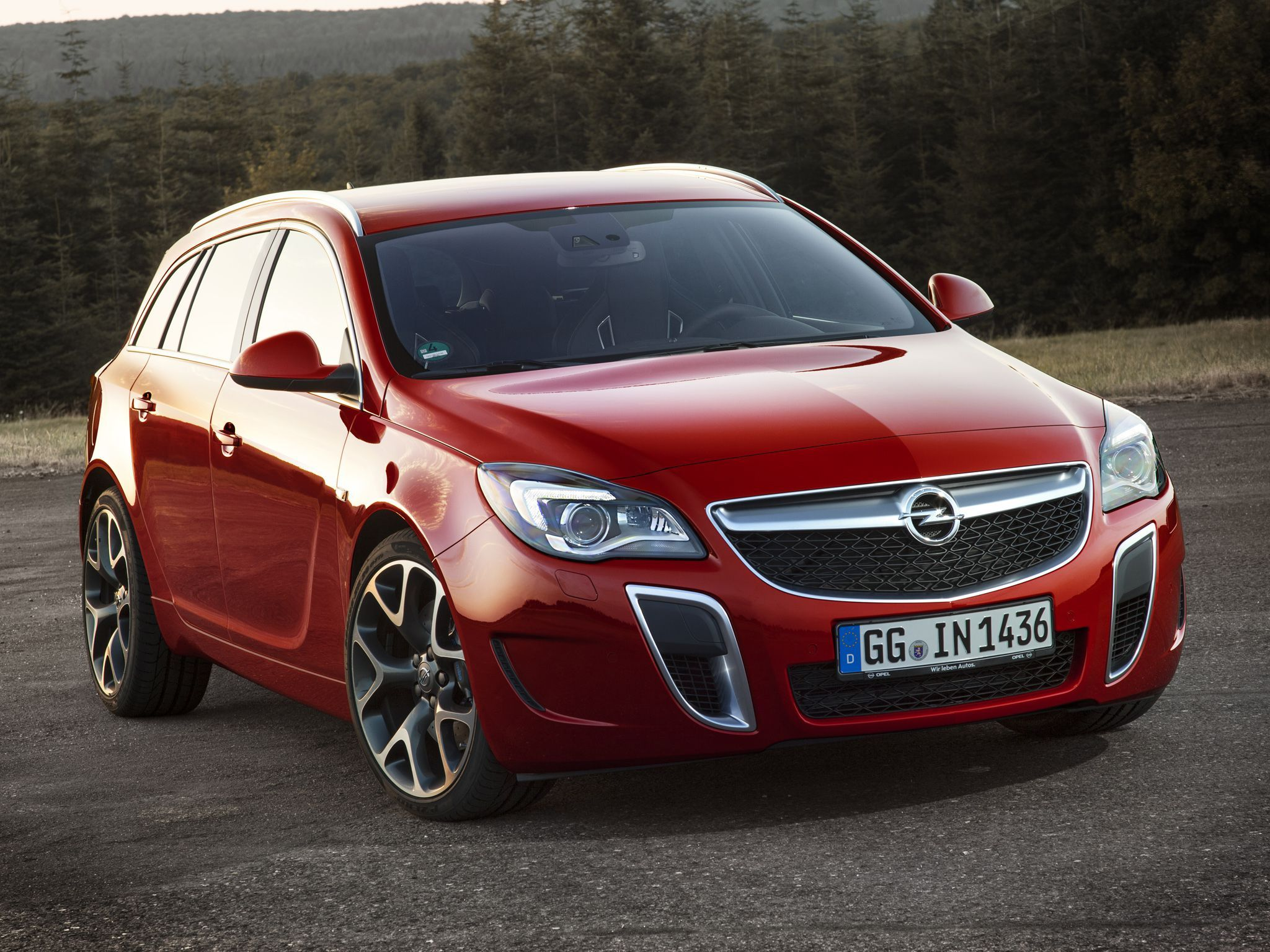 Opel Insignia OPC Sports Tourer (2013) | Carwallpapers | Car