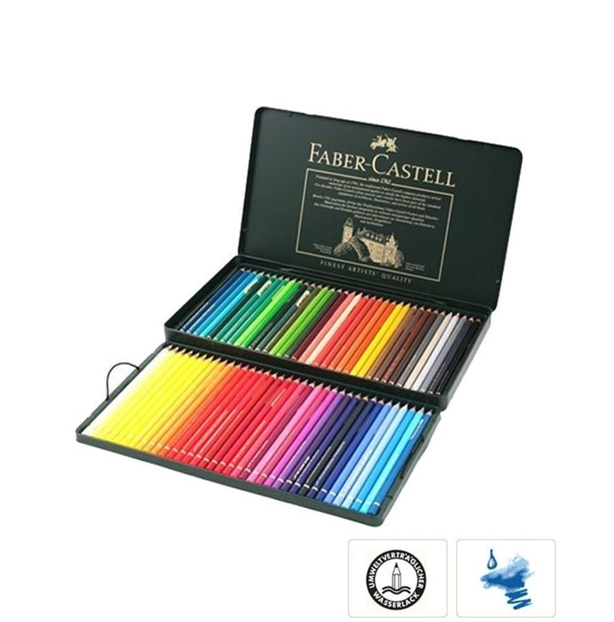 Faber Castell Albrecht Durer Artists Watercolour Pencils With
