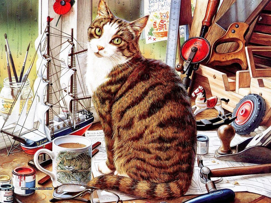 Geoffrey Tristram artist