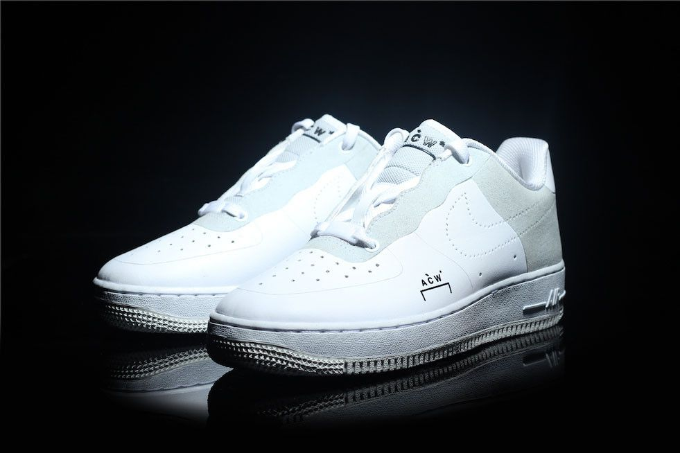 Take Another Look at the A COLD WALL* x Nike Air Force 1 Low