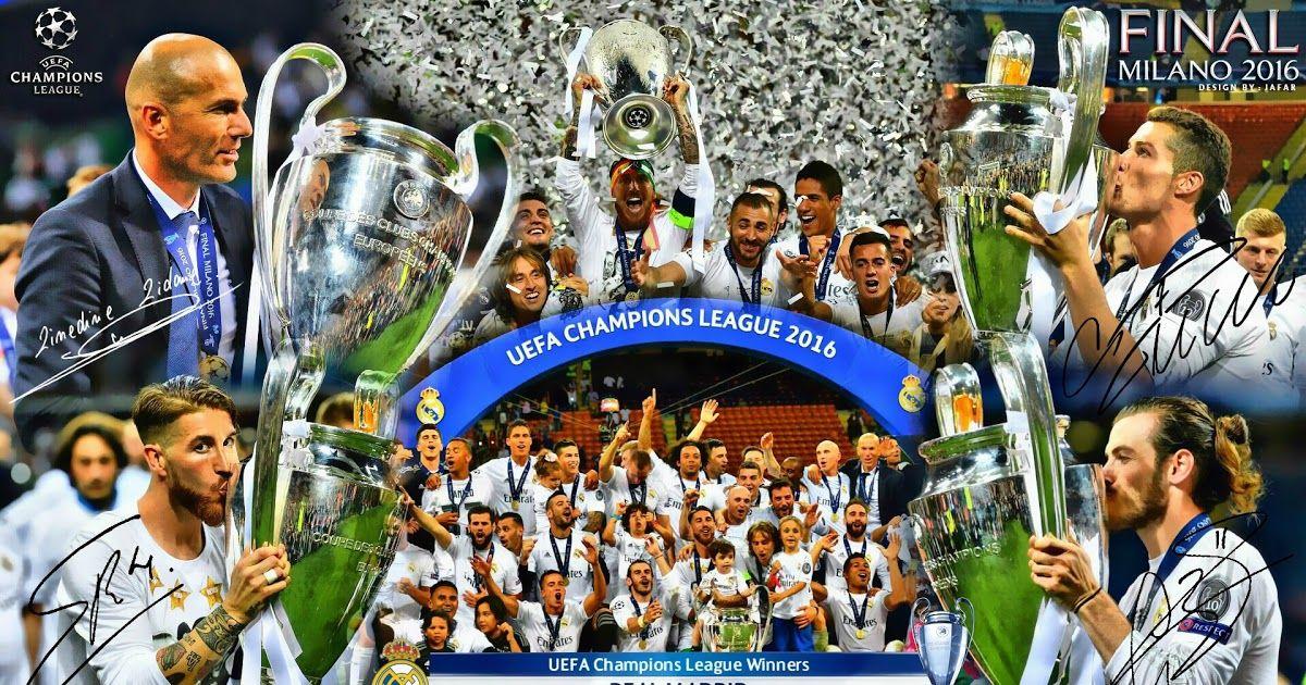 Real Madrid Wallpaper Champions League Dp Bbm Real Madrid Champions League Winners 2016 Wallpaper Real Real Ma Real Madrid 2014 Real Madrid Atletico Madrid