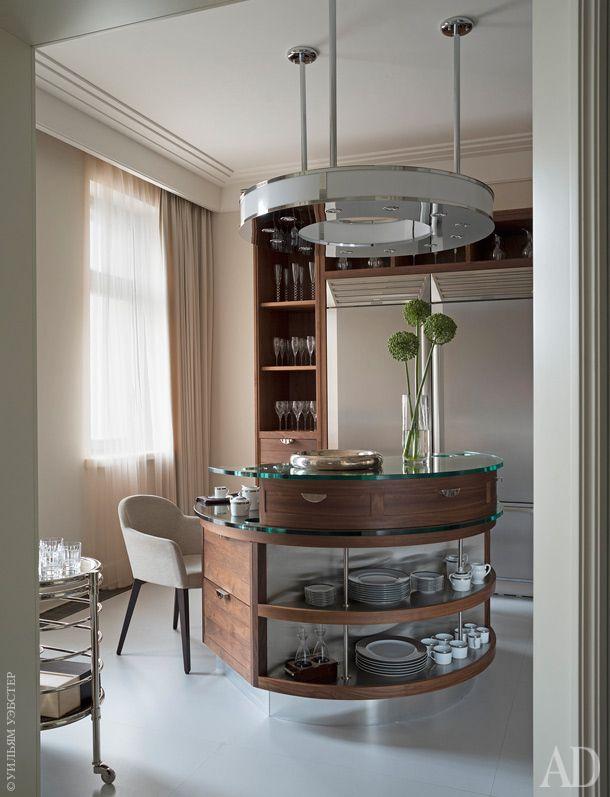 Best Квартира В Москве 280 М² In 2019 Kitchen Smallbone 400 x 300