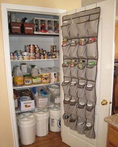 Recipe For Success 10 Easy Kitchen Storage Hacks Kitchen Storage Hacks Small Pantry Storage House