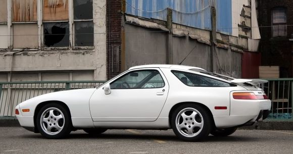 1993 Porsche 928 GTS For Sale <- Heavy and less d than the ...