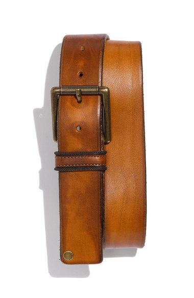 26f68c0d47d70 Ted Baker London Leather Belt available at  Nordstrom