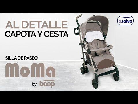 Capota y Cesta l Silla de Paseo MoMa Al Detalle l Asalvo // Canopy and Basket l Stroller MoMa Details l Asalvo