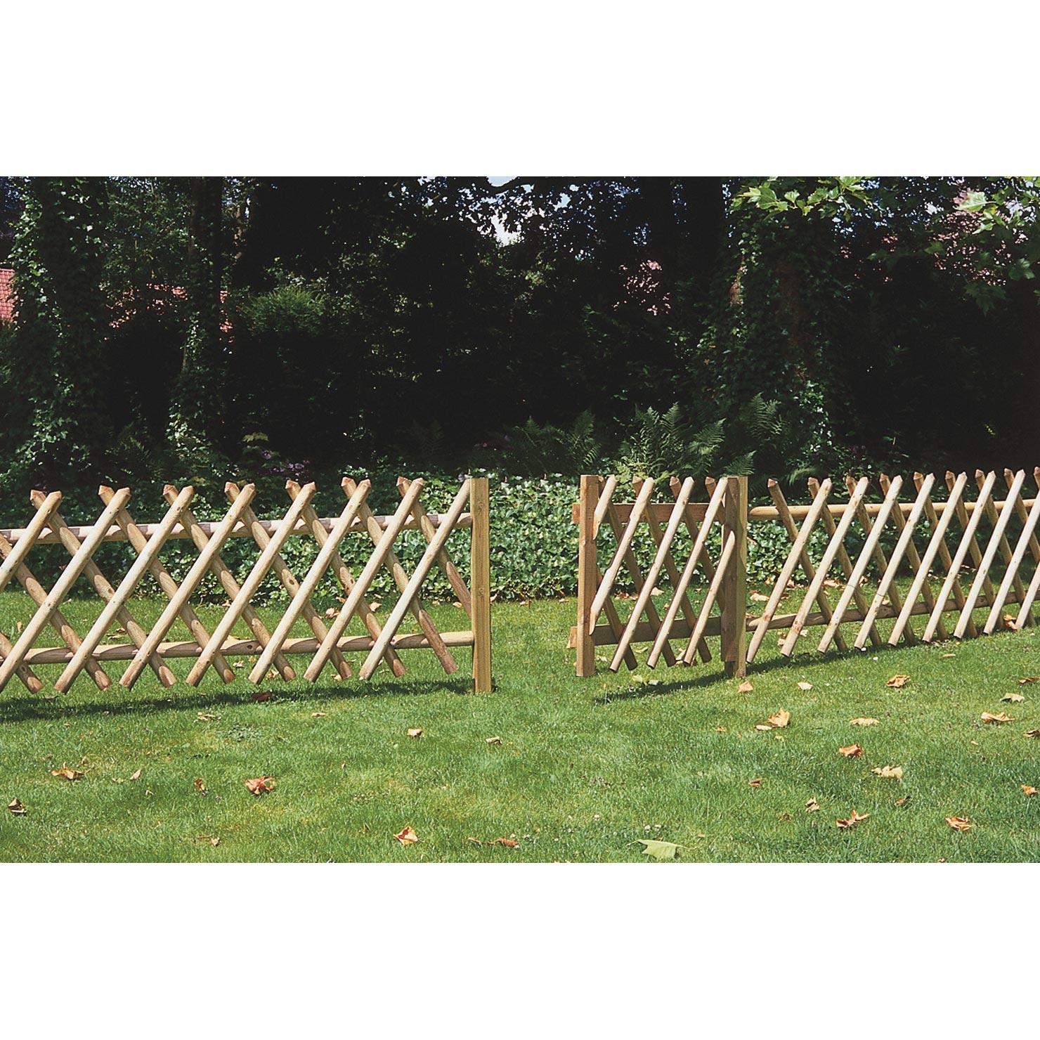 36++ Petite barriere de jardin en bois ideas