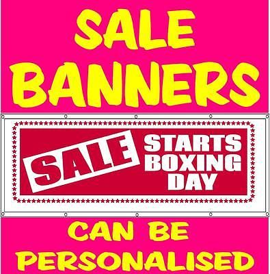 Boxing day sale #retail pvc #banner with eyelets #available in 4 sizes,  View more on the LINK: http://www.zeppy.io/product/gb/2/171099041344/
