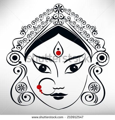 Lakshmi Drawing Google Search Things To Draw Durga