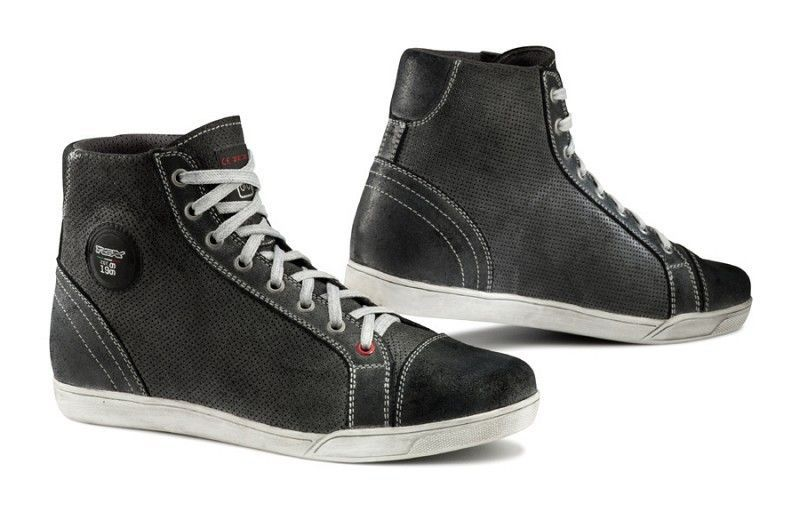 TCX Street Ace Air Shoes | Motorcycle shoes, Motorcycle