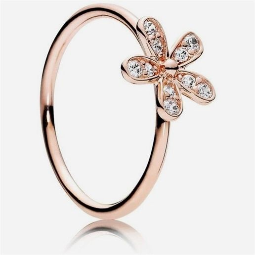 2c970089e ... amazon pandora rose dazzling daisy ring 70 liked on polyvore featuring  jewelry rings f044a 2d922