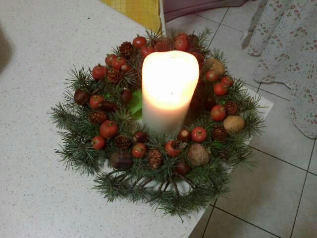 Ghirlanda natalizie