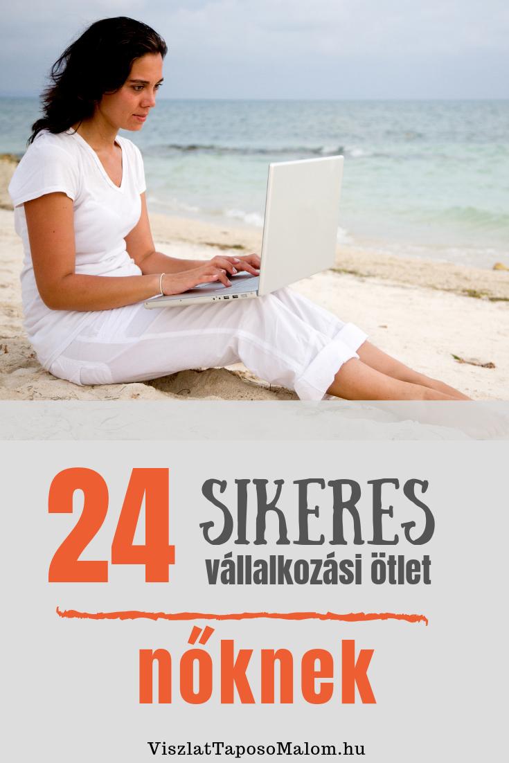 üzleti ötletek online jövedelem