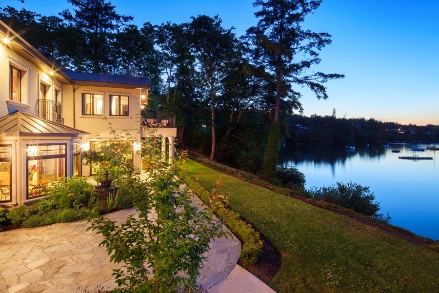 Fabulous Luxury Victoria Bc Real Estate Vancouver Island Real Home Interior And Landscaping Ologienasavecom