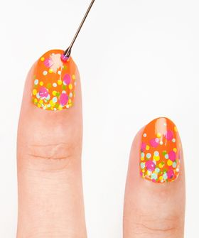 Nail Art's New Wave: How To Get The Bubbly, Beautiful