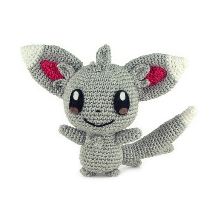 This is the first amigurumi I\'ve designed myself :) The finished ...