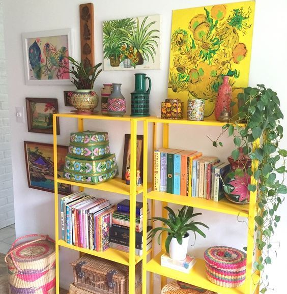 Photo of What's Hot on Pinterest: 7 Bohemian Interior Design Ideas