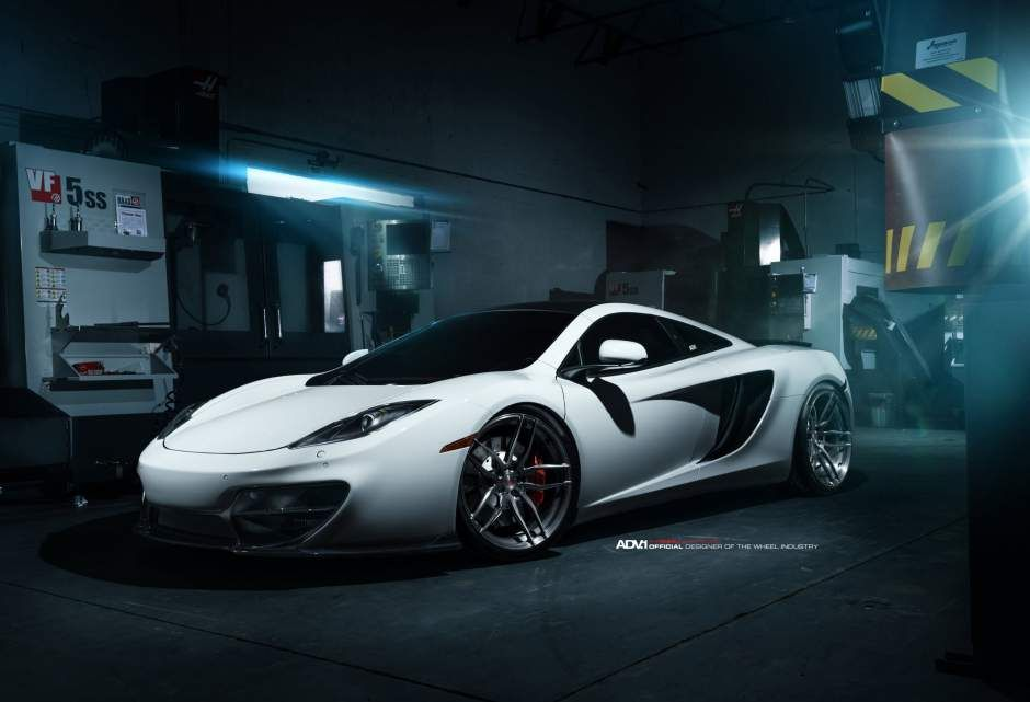 Mclaren Mp4 12c Adv005 M V1 Cs Brushed Gunmetal High End