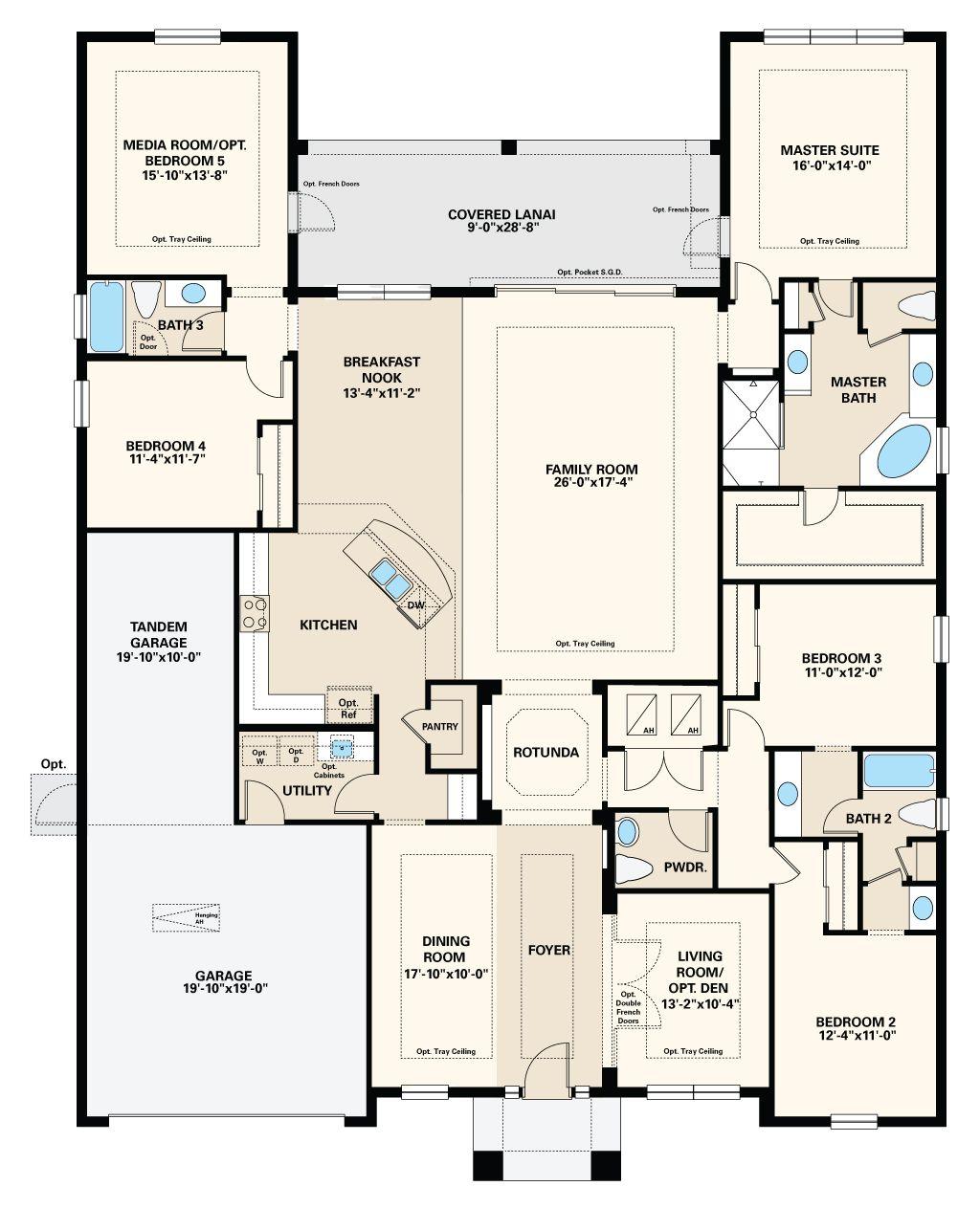 Arbor Oaks Florida: Floor Plans, Flooring, How To Plan