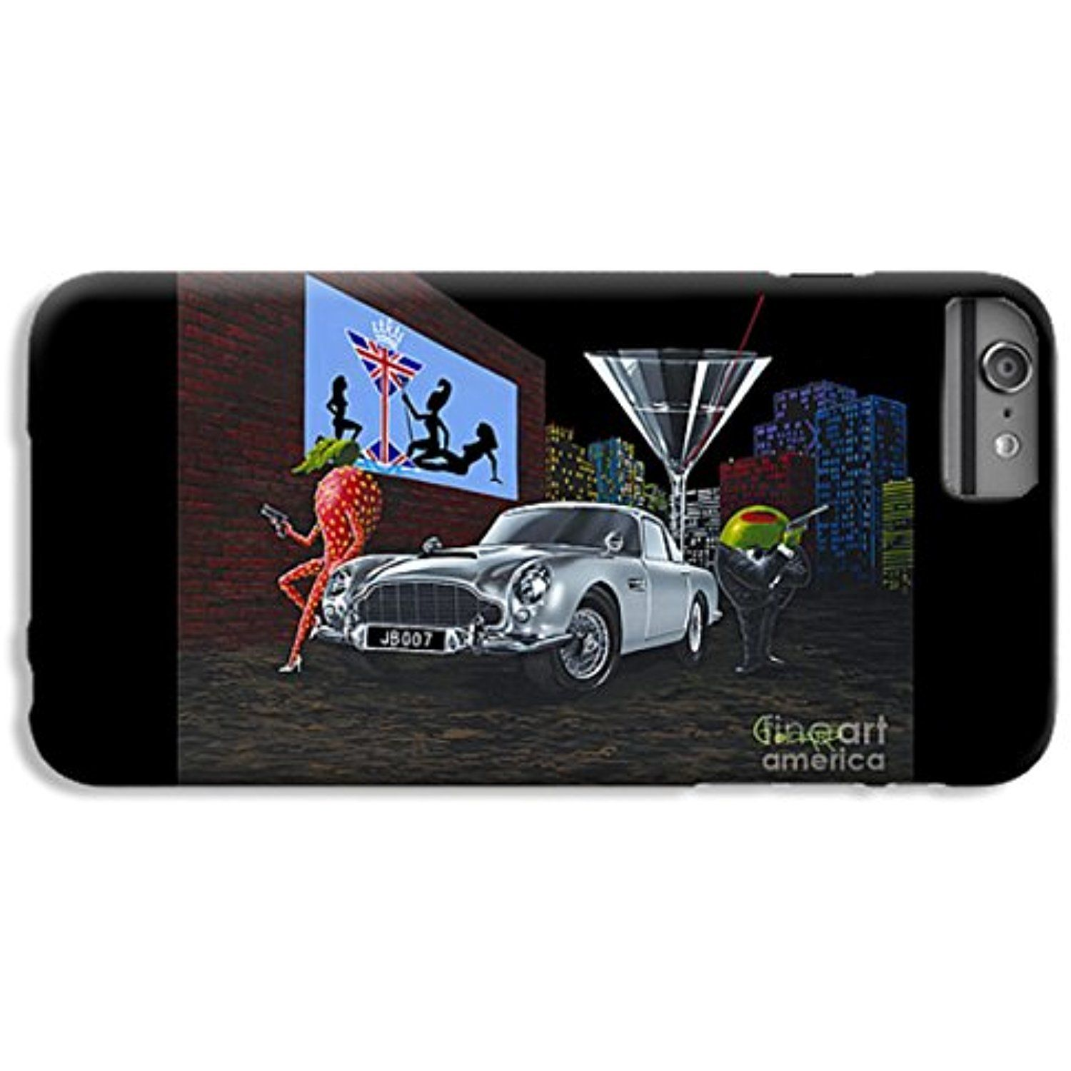 """iPhone 7 Plus Slim Case """"Bond"""" by Be sure to check"""
